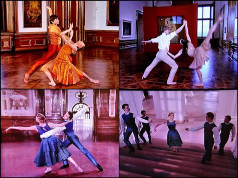 Danzas en el Concierto de Año Nuevo