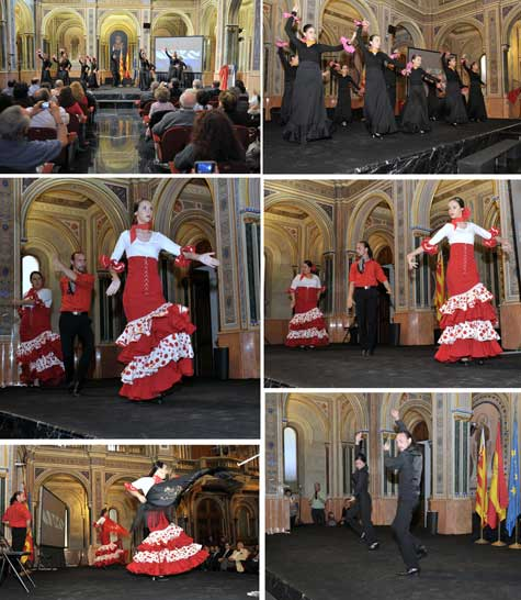 Diferentes Bailes (Asociación Cultural Andaluza de Mislata)