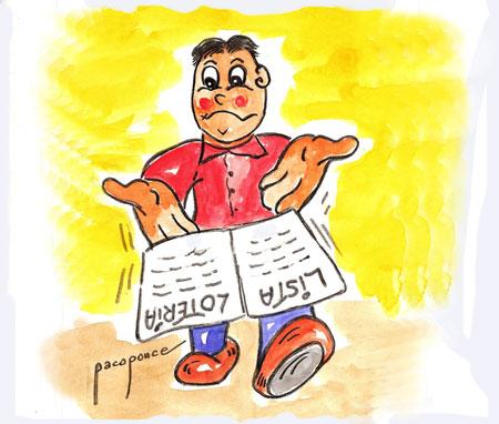 Dibujos De Loteria De Navidad.Loteria De Navidad El Ventanuco Francisco Ponce Carrasco