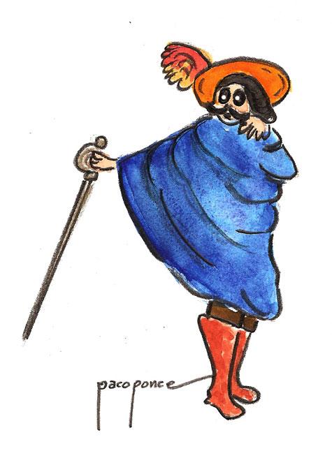 Personaje de Don Juan Tenorio