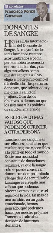 """""""El Abrelatas"""" del escritor Francisco Ponce"""