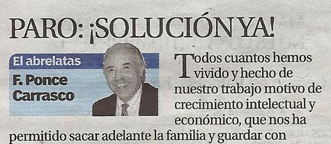 El Abrelatas de Francisco Ponce (escritor)