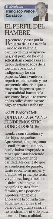 """El perfil del hambre - """"El Abrelatas"""" de Ponce"""