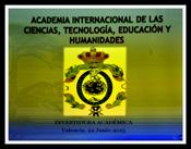 Academia Internacional Ciencias, Tecnología, Educación y Humanidades.