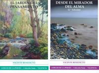 Vicente Benedicto dos libros