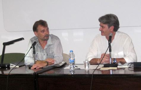 Vicente Enguix Nicolás y Alejandro Agustina Cárcel