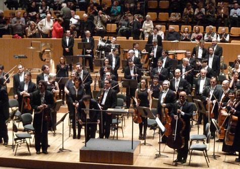 Orquesta y Director: Enrique García Asensio