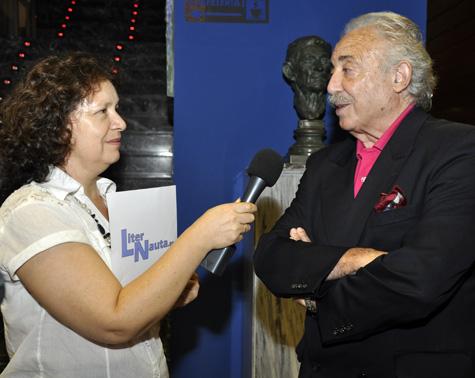 Entrevista al escritor Francisco Ponce