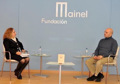Ángela de Mela y José Manuel Mora