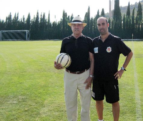 Francisco Ponce (Prensa) - Iván Soriano (Entrenador)