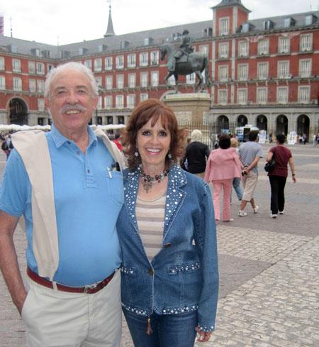 Francisco y Marichu - Plaza Mayor de Madrid