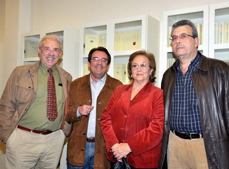 (Francisco Ponce - Blas Muñoz - Gloria de Frutos - Manuel E. Castillo)
