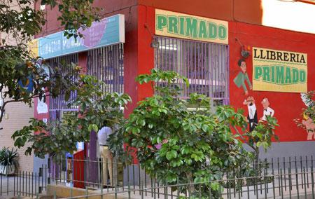 Librería Primado - Valencia