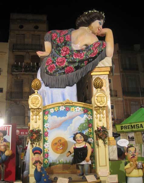 Falle Doctor Collado - Valencia 2012