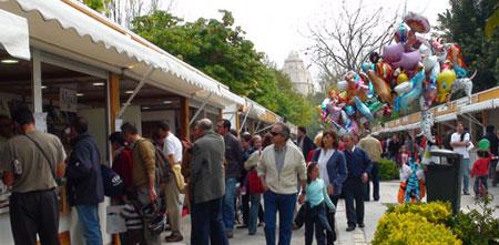 Feria del libro de Valencia 2009