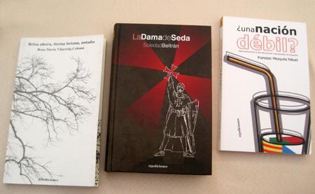 Libros presentados