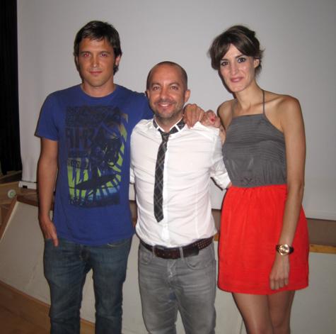 Jon Iglesias - Nando Ros - Lena Bayón