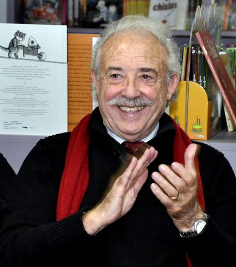 Francisco Ponce (Escritor-Moderador)