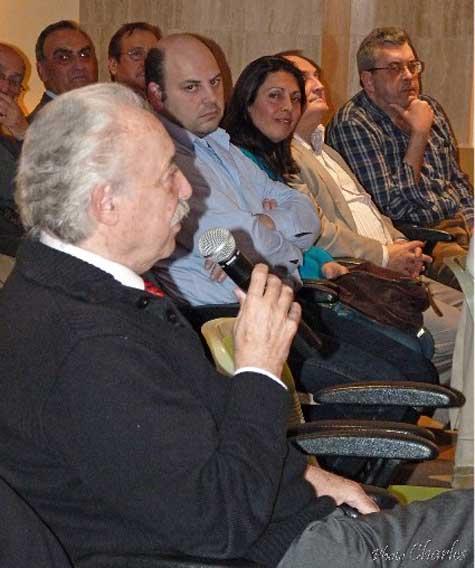 Francisco Ponce (Escritor) pregunta Juan Carlos Rodríguez (Poeta)