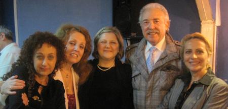 Enma - Ana - Mercedes - Francisco - Carmen