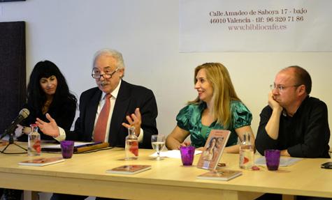 Francisco Ponce (escritor) abre el evento