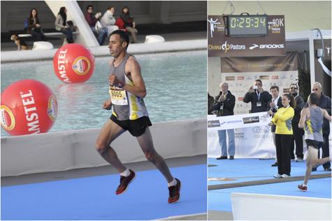 Ganador 2011 especial 10 Km en Valencia