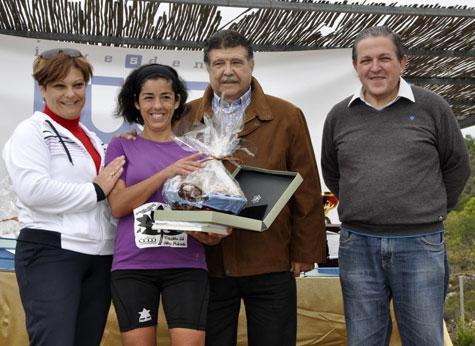 Marina Gómez Patricio (Campeona Local)