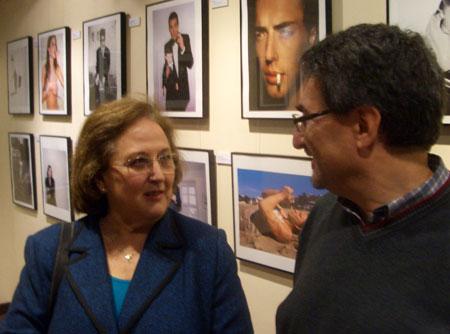 Gloria de Frutos y Juan Luís Bedins