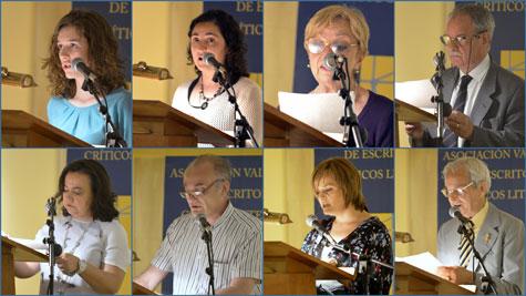 Finalistas en su lectura 2013