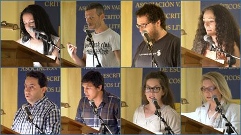 "Finalistas lectura 2013 ""Microrrelatos"""