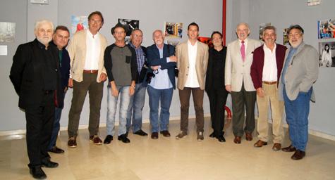 Grupo Picafoto concejal y escritor