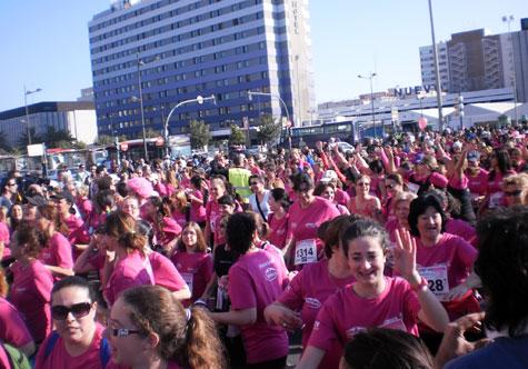 Carrera de la mujer - Valencia