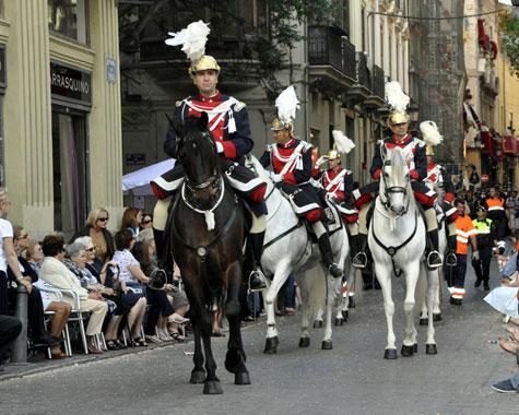Guardia Municipal Montada