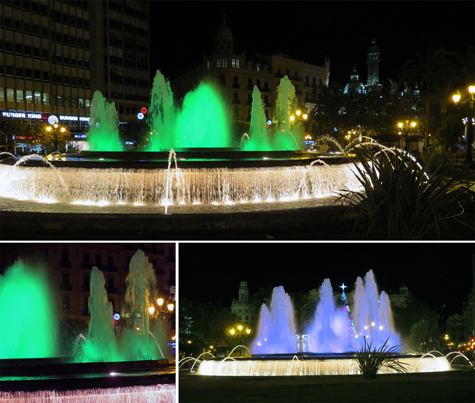 Valencia en colores