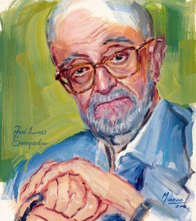 José Luis Sampedro (escritor y humanista)