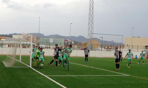 Jugada de gol del Castellnovo