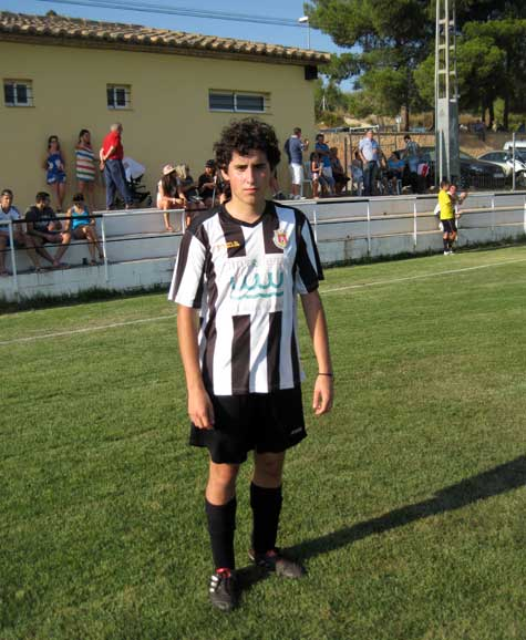 El fichaje más joven (David Soriano González)