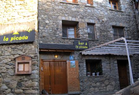 "Bar ""La Picada"" - Cerler (Huesca)"