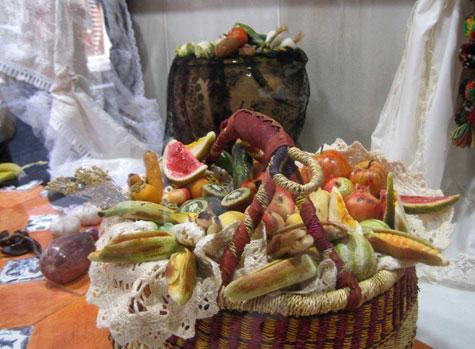 Frutas de mazapán
