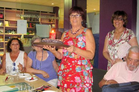 La tarta de Lola Peréz Fernandez