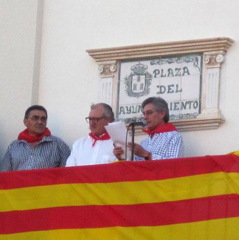 Pregón leído por: Miguel Ángel Rodríguez Martín
