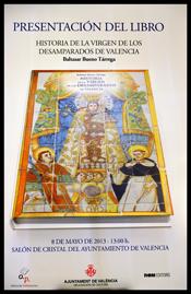Historia de la Virgen de los Desamparados por Baltasar Bueno