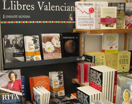 """""""Huevos Fritos"""" en la Feria del Libro de Valencia"""