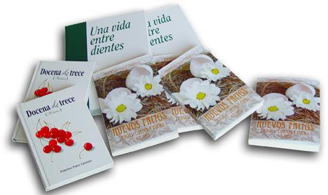 Libros escritos por Francisco Ponce Carrasco