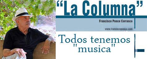 La Columna : de Francisco Ponce