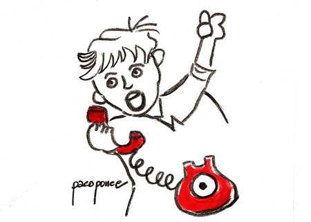 Ilustración de Francisco Ponce