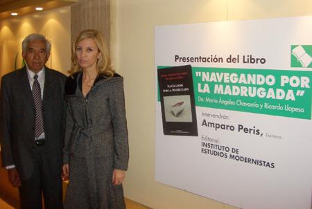 Ricardo Llopesa - María Ángeles Chavarría