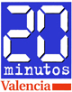 logotipo 20minutos valencia