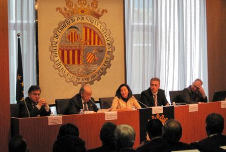Vicente Ebri - Arturo Virosque - Maritina Hernández - Jenaro Aviñó - Joaquín Salvo