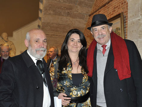 Alfonso de la Ossa - Cristina Martines - Francisco Ponce